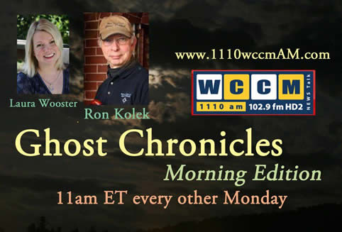 Ghost Chronicles Morning Edition